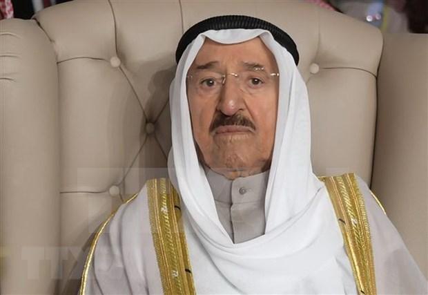 Vietnam expresa condolencias por el fallecimiento de emir de Kuwait hinh anh 1