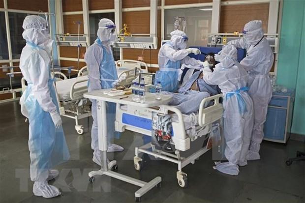 Aumentan nuevos casos del COVID-19 en varios paises del Sudeste Asiatico hinh anh 1