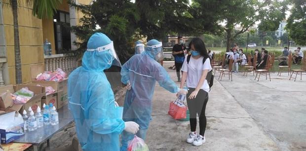 Vietnam lleva un mes sin nuevos casos de coronavirus en la comunidad hinh anh 1