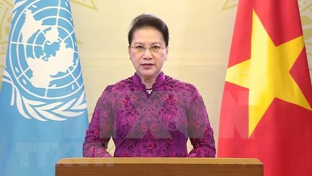 Vietnam se compromete a priorizar iniciativas relacionadas a las mujeres y ninas hinh anh 1