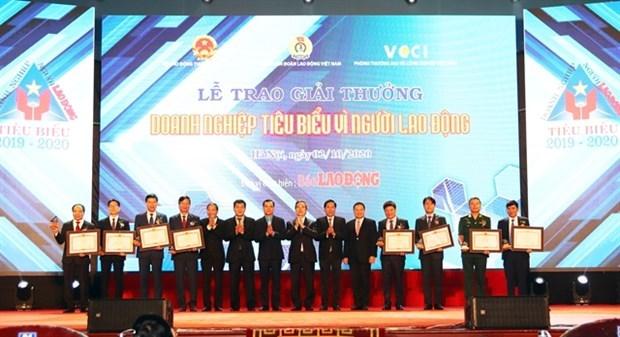 Las ocho empresas que mejor tratan a sus empleados en Vietnam hinh anh 1