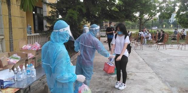 Vietnam cierra sabado sin nuevos casos de coronavirus en la comunidad hinh anh 1