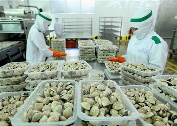 Exportaciones de Vietnam aumentan 4,2 por ciento hinh anh 1