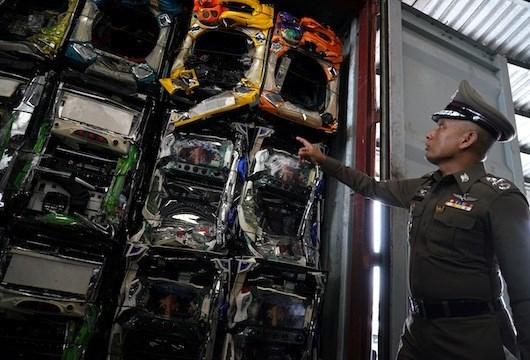 Tailandia prohibe importacion de varios tipos de residuos electronicos hinh anh 1