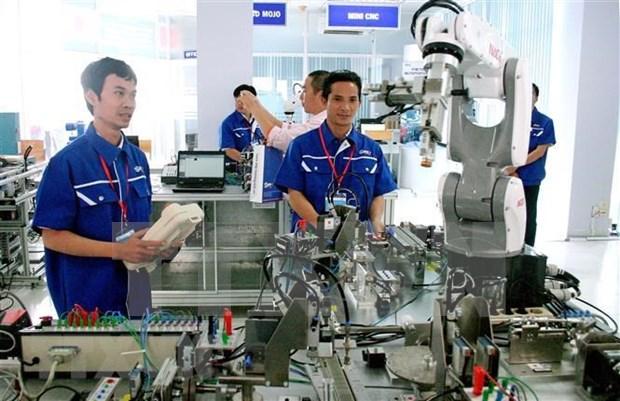 Provincia vietnamita mejora calidad de capacitacion profesional hinh anh 1