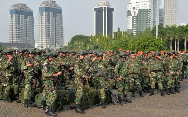Indonesia moderniza sus fuerzas armadas hinh anh 1