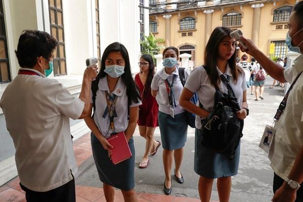 Filipinas: ultimo pais sudesteasiatico en reabrir escuelas publicas hinh anh 1