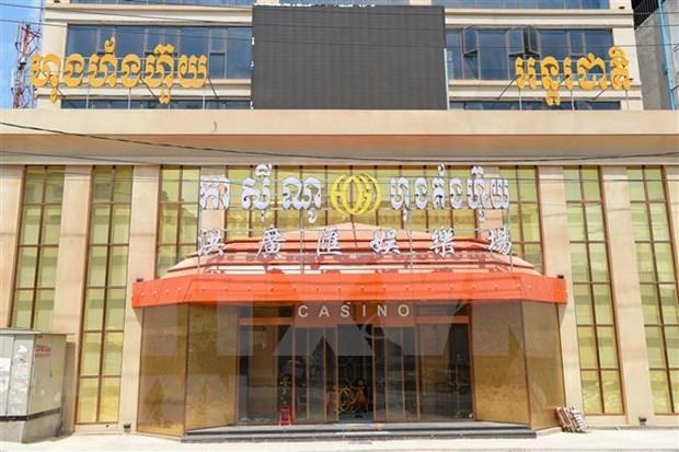 Asamblea Nacional de Camboya aprueba proyecto de gestion de casinos hinh anh 1