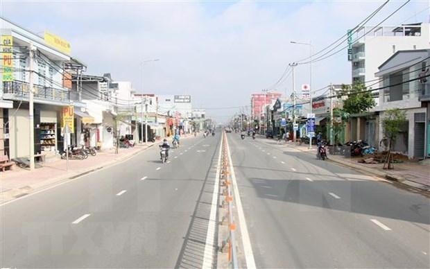 Vinh Phuc se esfuerza por cumplir la meta de desembolso de inversion publica 2020 hinh anh 1