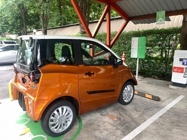 Tailandia busca mas inversiones en produccion de vehiculos electricos hinh anh 1
