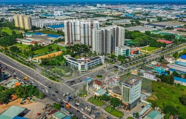 Comunidad empresarial en provincia vietnamita de Vinh Phuc experimenta mejores indicadores hinh anh 1