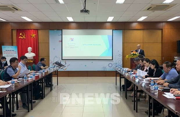Vietnam y Corea del Sur cooperan en produccion de telefonos moviles hinh anh 1