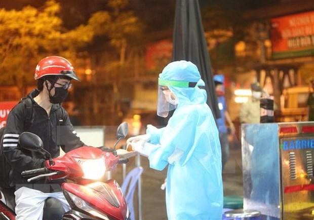 Provincia vietnamita de Thanh Hoa continua fortaleciendo la prevencion y control del COVID-19 hinh anh 1