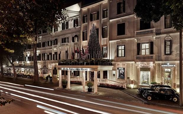 Cuatro hoteles vietnamitas entre los mejores de Asia hinh anh 1