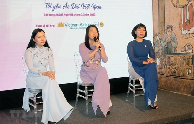 Celebraran Festival de Ao Dai de Ciudad Ho Chi Minh en octubre hinh anh 1