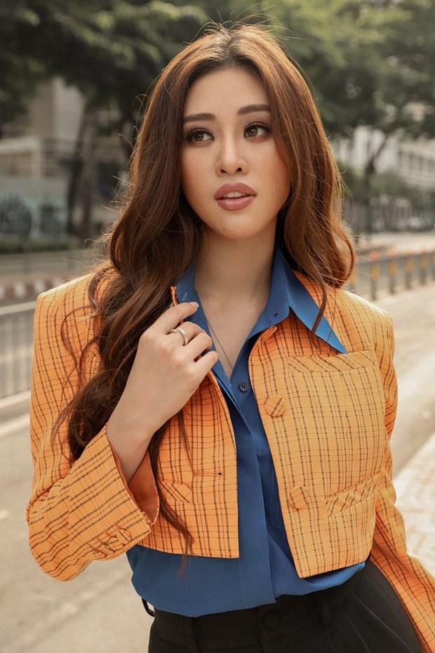 Semifinal del Concurso de belleza vietnamita se realiza manana en Hanoi hinh anh 1