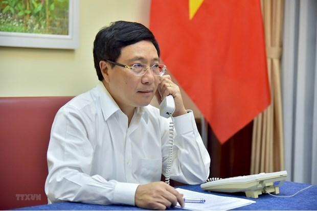 Vietnam y Maldivas amplian cooperacion bilateral hinh anh 1