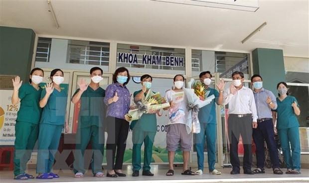 Vietnam: 37 jornadas sin infeccion comunitaria del COVID-19 hinh anh 1