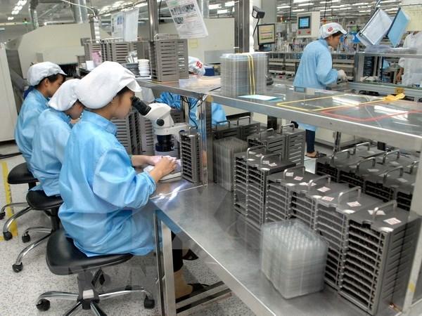 Vietnam refuerza promocion de la industria auxiliar hinh anh 1