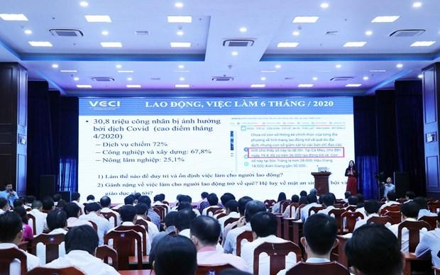 Provincia vietnamita de Ca Mau busca optimizar acuerdos comerciales con la UE hinh anh 1