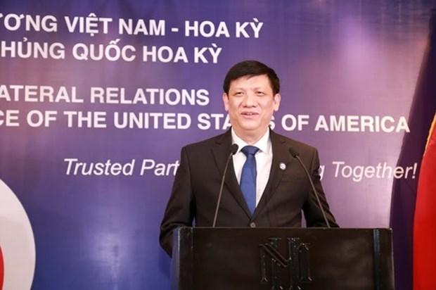 Celebran Dia de la Independencia de Estados Unidos en Vietnam hinh anh 1