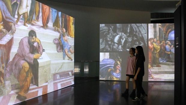 Exposicion resalta tradicion milenaria de Thang Long- Hanoi hinh anh 1