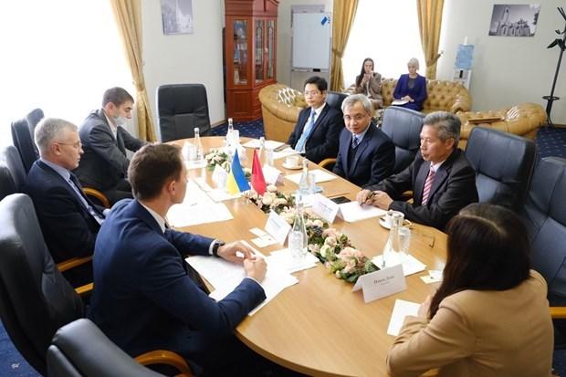 Vietnam busca oportunidad de invertir en localidad ucrania hinh anh 1