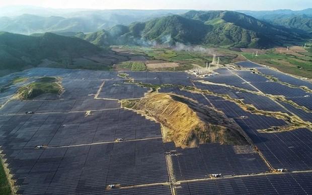 Financia JICA construccion de planta de energia solar en Vietnam hinh anh 1