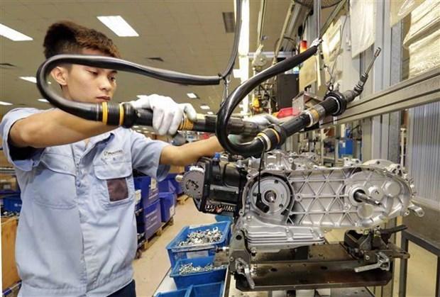 Provincia vietnamita de Kien Giang aspira a atraer inversiones en industria auxiliar hinh anh 1