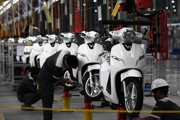 Disminuyen ventas de motocicletas en Vietnam hinh anh 1