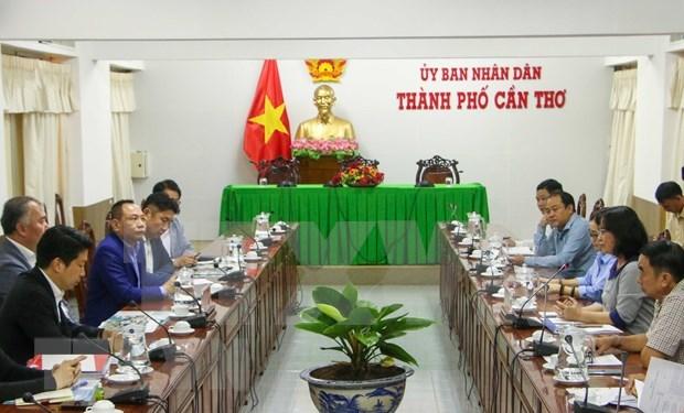 Agencia de Corea del Sur aspira a construir ciudad inteligente en Vietnam hinh anh 1