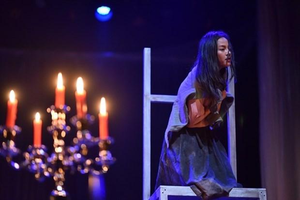 Artista japones trabajara con teatro vietnamita hinh anh 1