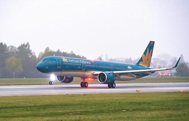 Vietnam Airlines reporta perdida millonaria en 2020 hinh anh 1