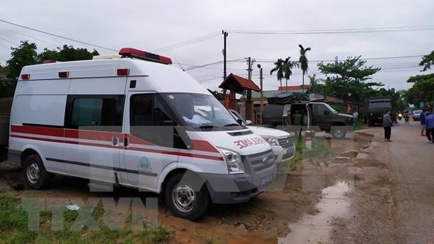 Gobierno de Vietnam exige centrarse en la busqueda y rescate de victimas de deslizamientos de tierra hinh anh 1
