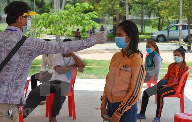Universidades en Camboya reanudan sus actividades hinh anh 1