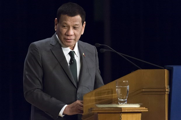 Filipinas planea vacunar a toda la poblacion contra el COVID-19 hinh anh 1