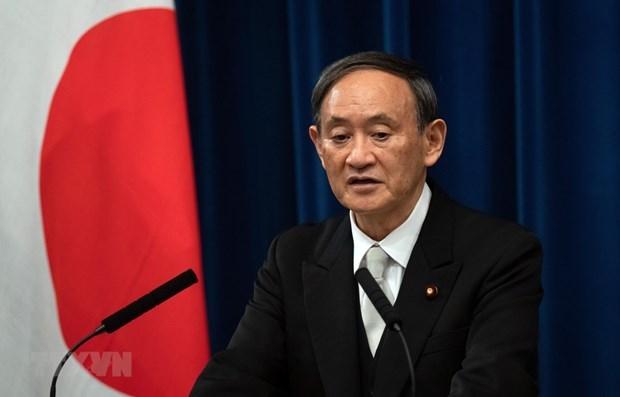 Cancilleria vietnamita confirma la visita oficial del premier nipon hinh anh 1