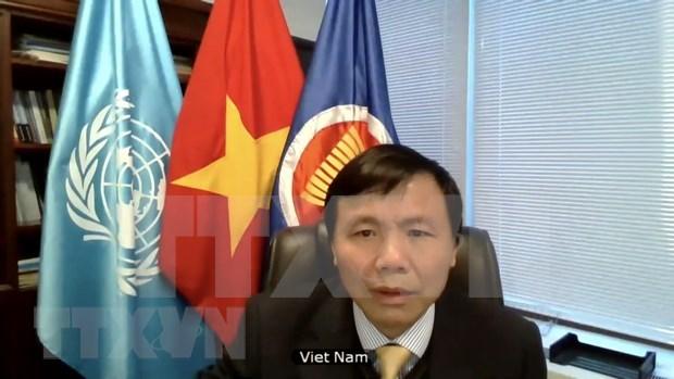 Vietnam reitera importancia de desarrollo socioeconomico en proceso de paz en Colombia hinh anh 1