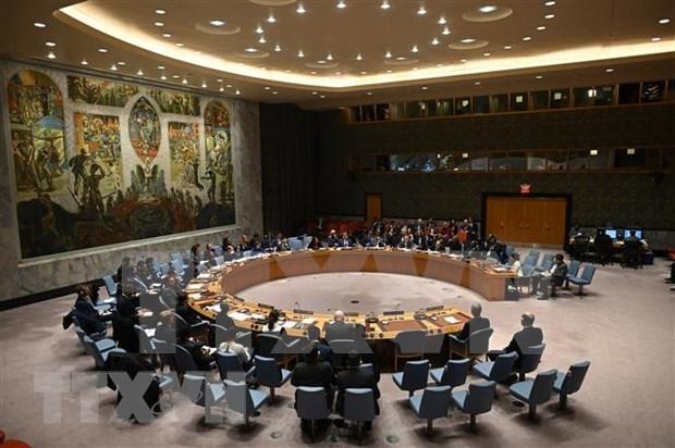Vietnam exhorta a las partes concernientes a respetar los acuerdos alcanzados en Sahara Occidental hinh anh 1