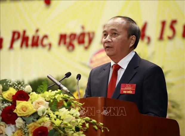 Provincia de Vinh Phuc dona mas de 200 mil dolares a los afectados por inundaciones en el Centro hinh anh 1