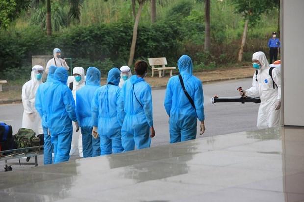 Vietnam cierra la jornada sin nuevo caso de COVID-19 hinh anh 1