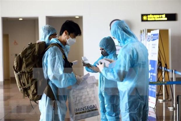 COVID-19: Vietnam cumple 44 dias sin infeccion comunitaria hinh anh 1