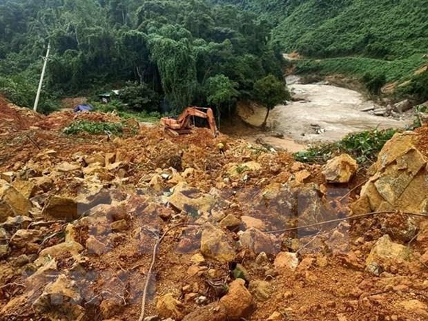 Honran a soldados caidos en incidente en provincia central de Vietnam hinh anh 1
