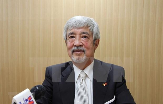 Experto evalua tres motivos de visita oficial de premier japones a Vietnam hinh anh 1