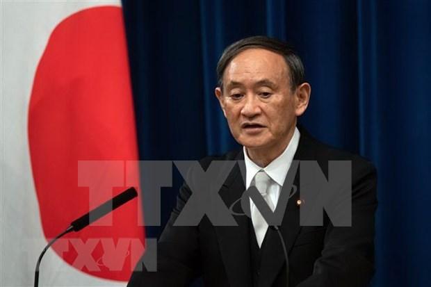 Primer ministro japones partio de Tokio rumbo a Hanoi para realizar visita oficial a Vietnam hinh anh 1