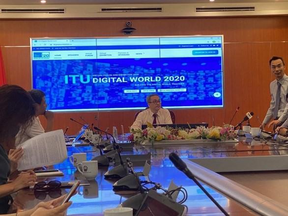 Celebraran en Vietnam Exhibicion Mundial Digital 2020 hinh anh 1