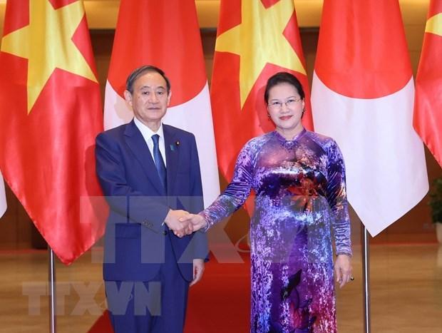 Vietnam y Japon fortalecen cooperacion legislativa hinh anh 1