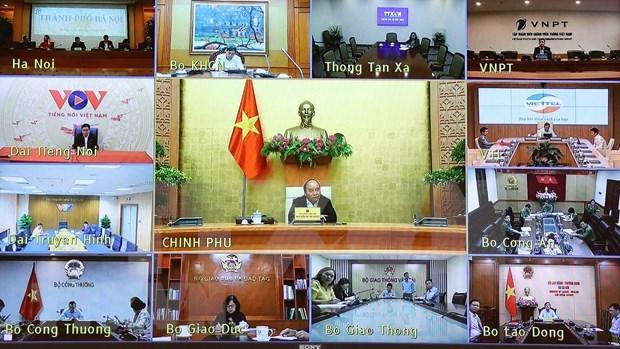Premier insta a controlar la salud de las personas que ingresan a Vietnam hinh anh 1