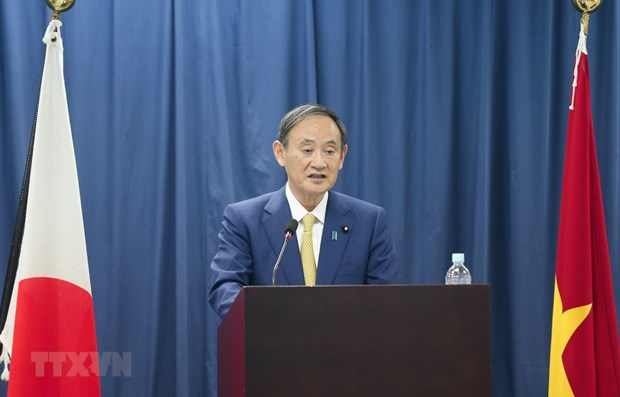 Destaca premier nipon relaciones de cooperacion entre ASEAN y Japon hinh anh 1