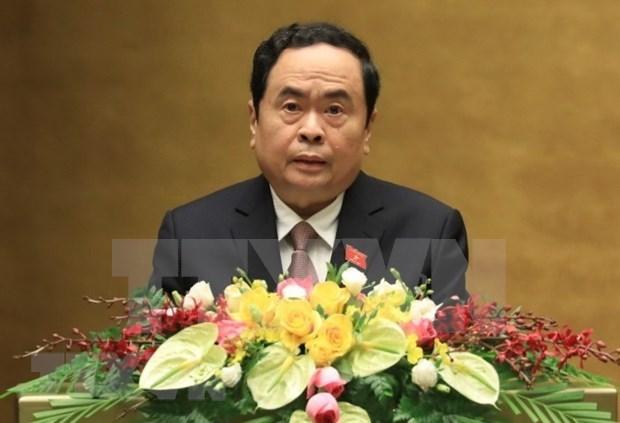 Aprecian votantes en Vietnam el papel del Partido y el Estado en lucha contra COVID-19 hinh anh 1